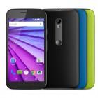 Smartphone Motorola Moto G 3ª Geração Colors Preto, Android 5.1, Tela 5