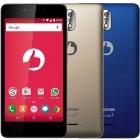 Smartphone Positivo Twist 4G Dourado/Azul, Dual Chip, Tela 5.0