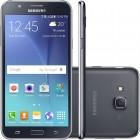 Smartphone Samsung Galaxy J7 Duos J700M, Preto, Tela 5.5'', 4G + WiFi, Android 5.0, 13MP, 16GB