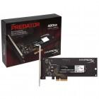 SSD Gamer HyperX Predator M.2 Pcie Gen 2.0 480GB, Adaptador HHHL