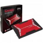 SSD Gamer HyperX Savage 120GB, SATA III 6GB/s Box
