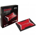 SSD Gamer HyperX Savage 480GB, SATA III 6GB/s Box