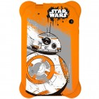 Tablet Infantil Disney Star Wars, Quad Core, Android 4.4, Dual Câmera, Tela 7