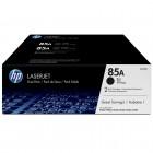 Imagem - Toner HP 85A Preto CE285AE Embalagem Dupla