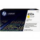 Toner HP LaserJet 653A Amarelo - CF322A