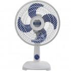 Ventilador de Mesa 30 cm Mallory Turbo Silence, 3 Níveis de Velocidade, 4 Pás, 42W, 220V - Branco