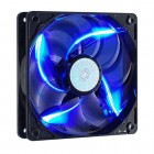 Ventoinha Cooler Master Sickleflow X, 120mm, 2000 RPM, LED Azul - R4-SXDP-20FB-R1