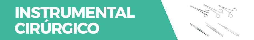 Banner Desktop - Equipamentos Médicos > Instrumento Cirúrgico