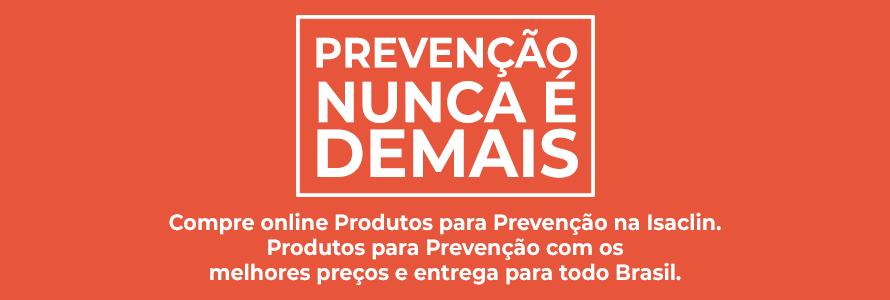 Banner Desktop - Prevenção