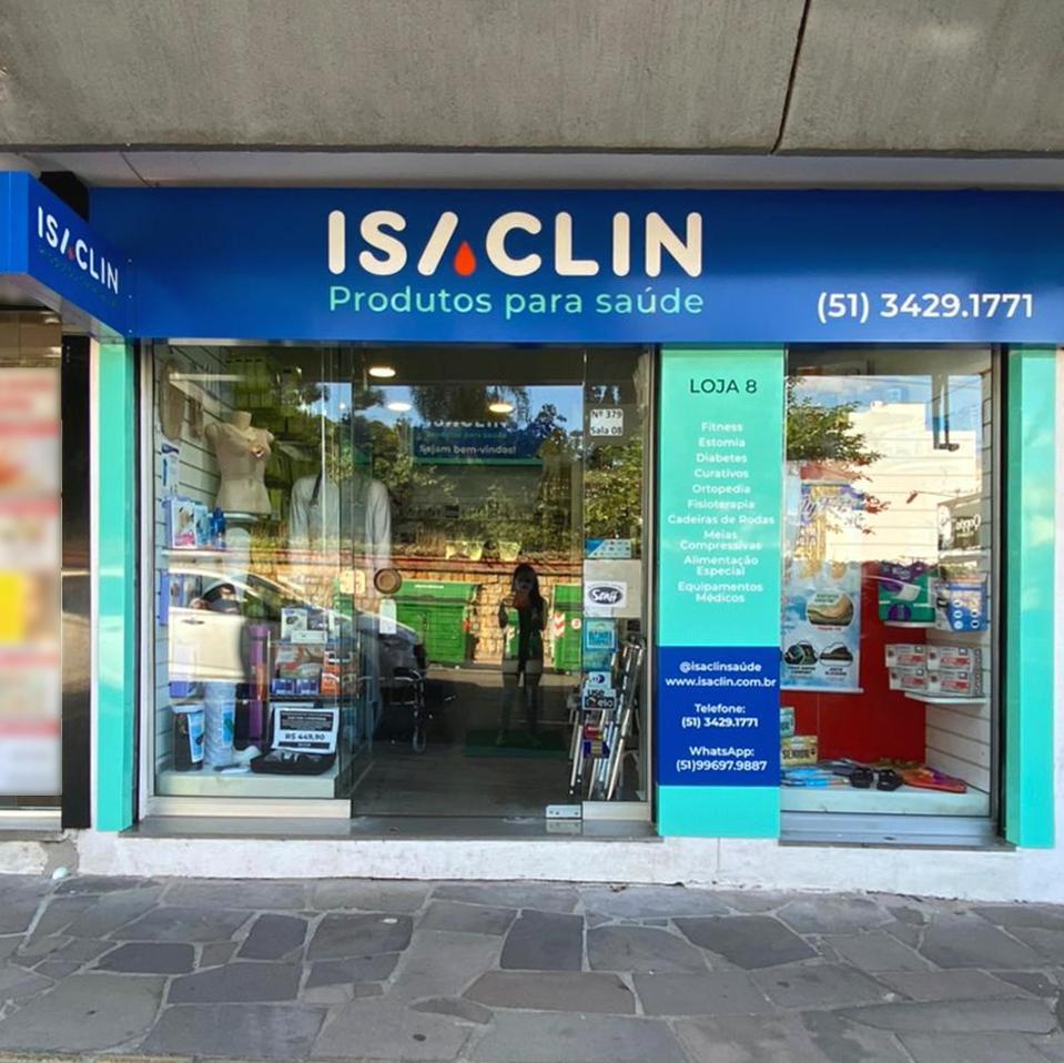 Imagem Isaclin Centro
