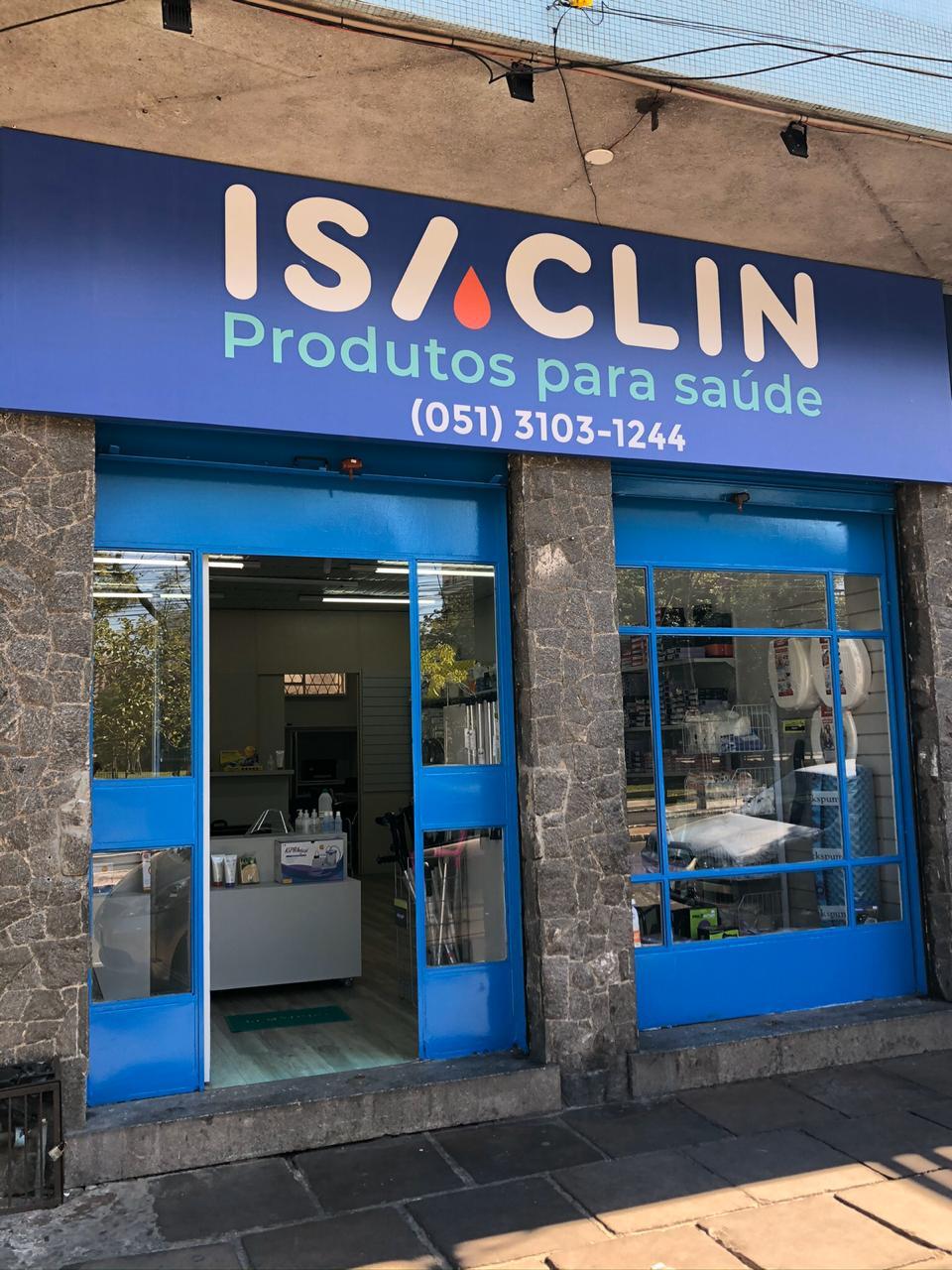 Imagem Isaclin Hospital de Clínicas