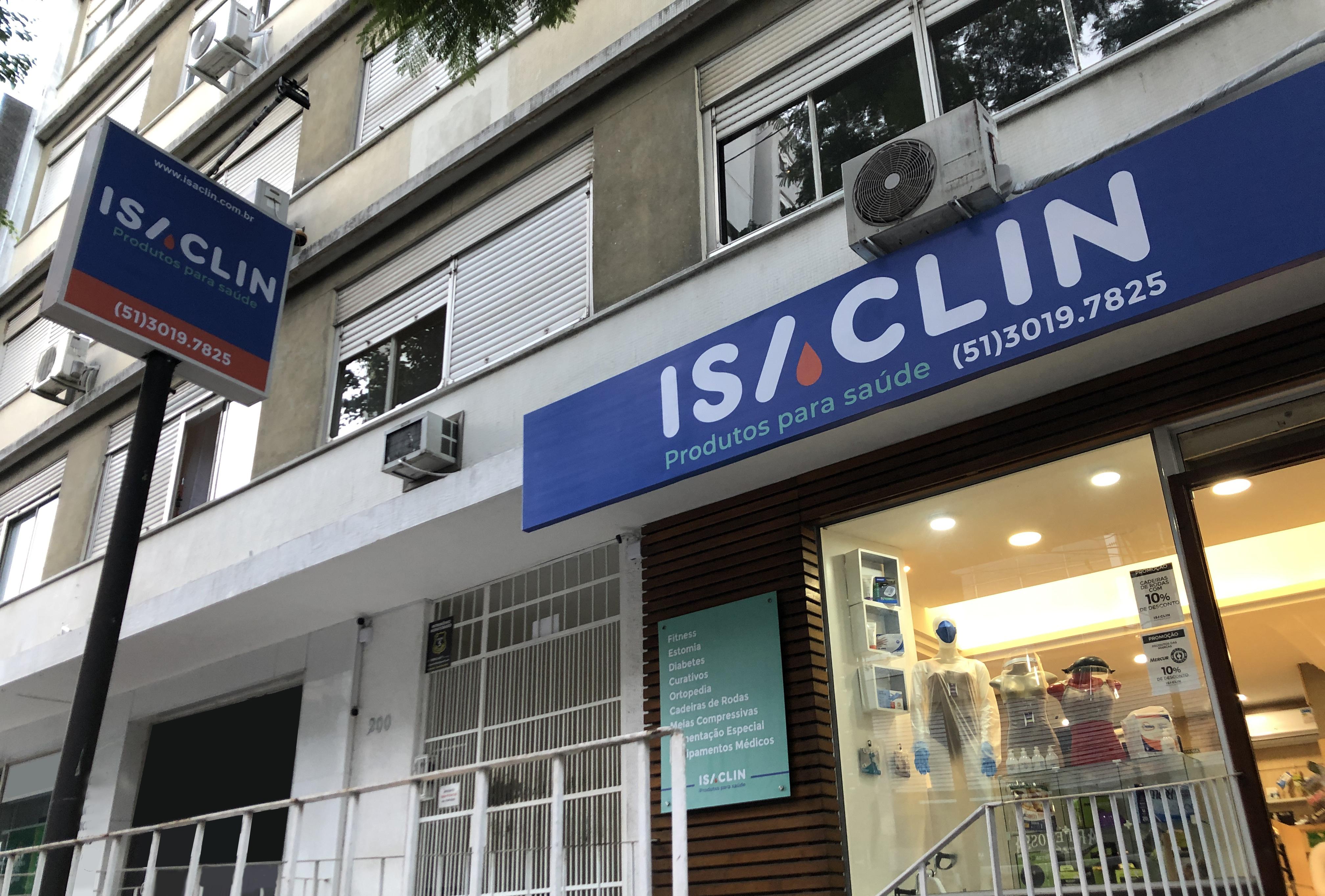 Imagem Isaclin Moinhos