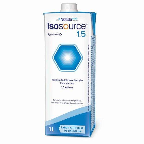 Isosource 1.5 Nestlé - 1 Litro