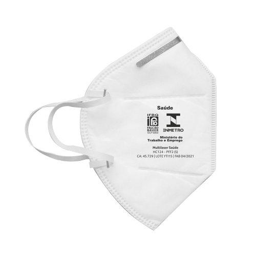 Máscara KN95 / PFF2 - HC124 - Multilaser
