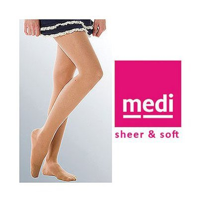Meia Coxa Sheer And Soft 15-20 Cor Natural