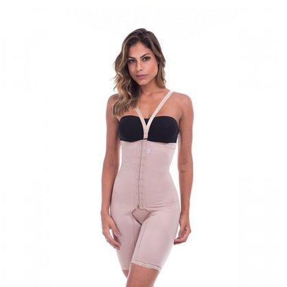 Modelador cintura alta com short - BIOBELA