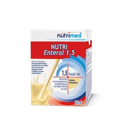 Nutri Enteral 1.5 Baunilha 200ml