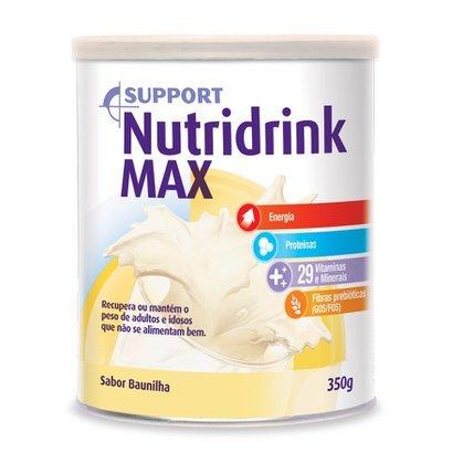Nutridrink MAX Baunilha 350g