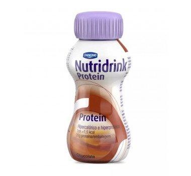 Nutridrink Protein Chocolate 200ml