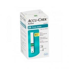 Imagem - Accu Chek Active Glicose C/25 tiras