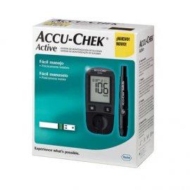 Imagem - Accu Chek Active Kit