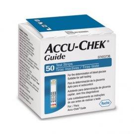 Imagem - Accu-Chek Guide Caixa c/ 50 Tiras