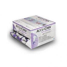 Imagem - Accu Chek Safe-T-Pro Plus cx c/200un