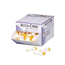 Imagem - Accu Chek Safe-T-Pro Uno