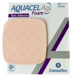 Imagem - Aquacel Ag Foam 10x10cm Sem Adesivo
