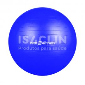 Imagem - Bola de Ginástica e Pilates Antiestouro (85 cm) - ProAction