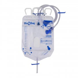 Imagem - Bolsa Coletora de Urina (Sistema Fechado - 2L) - Bio Bag