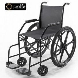 Imagem - Cadeira de Rodas pneu inflável PL002 Prolife