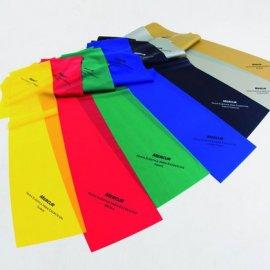 Imagem - Faixa Elástica para Exercício Mercur Amarela