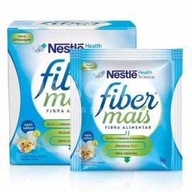 Imagem - Fiber Mais (10 sachês - 5g/cada) - Nestlé
