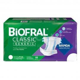 Imagem - Fralda Classic - Biofral