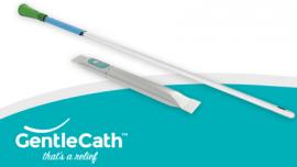 Imagem - GentleCath Glide Cateter Urinário Intermitente Masculino