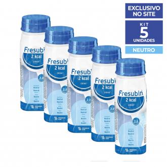 Imagem - Kit 5 unidades Fresubin 2kcal - Fresenius