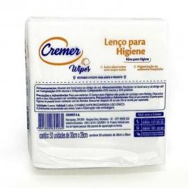 Imagem - Lenço para Higiene - Cremer Wipes