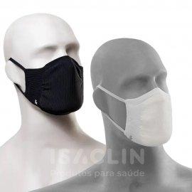 Imagem - Máscara de Tecido Adulto (2 unidades) - Lupo