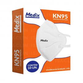 Imagem - Máscara KN95 4 camadas (10 unid.) - Medix