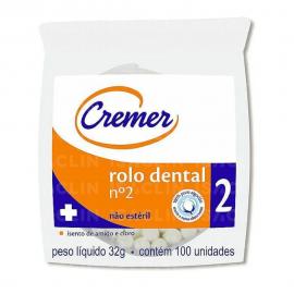 Imagem - Rolo Dental nº 2 - Cremer
