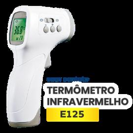 Imagem - Termômetro de infravermelho sem contato E125