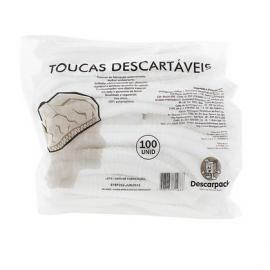 Imagem - Touca Descartável Descarpack (100 unidades)