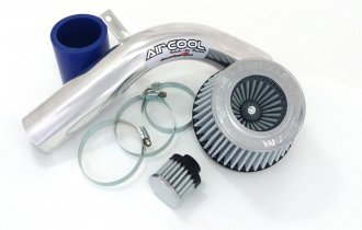 Imagem - Kit Intake Air Cool Astra 1.8/2.0 8v 98-08  cód: 7339