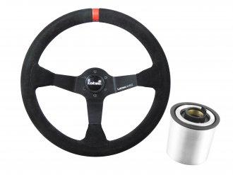 Imagem - Volante Lotse WRC + Cubo cód: 6644