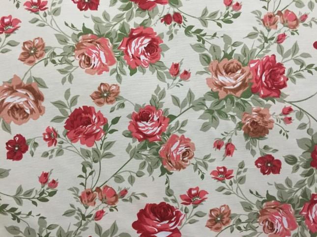 Tecido Belize Estampado Floral 2