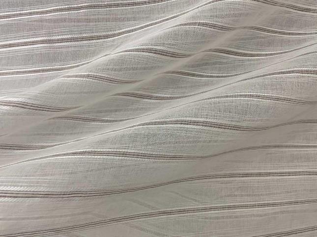 Voil Linho Strip 214 Branco