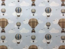 Imagem - Tecido Wall-Decor Balonista cód: 205325