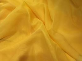 Imagem - Tecido Voal Liso Amarelo Ouro cód: 210695