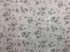 Imagem - Tecido WaterHavana Estampa Digital Floral Fundo Marfim cód: 205766